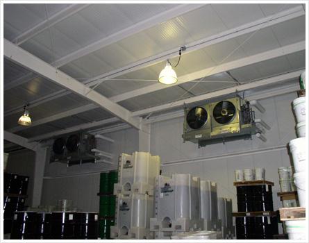 Freezer Air Units